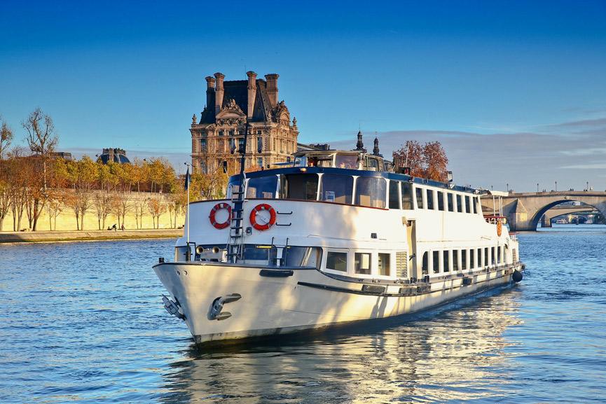 Location bateau Signac Paris Seine